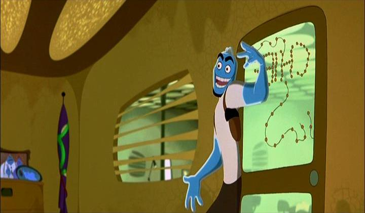 Osmosis Jones Leah Osmosis Jones Ozzy And Leah