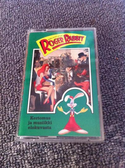 Roger Rabbit kasetti 01