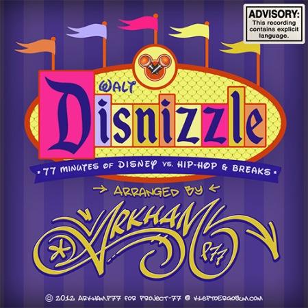 Walt Disnizzle kansi