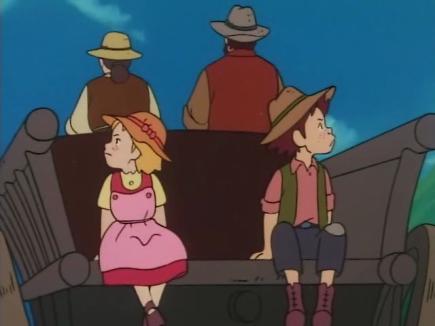 Annetten ja Lucienin ystävyys luonnollisessa tilassaan.