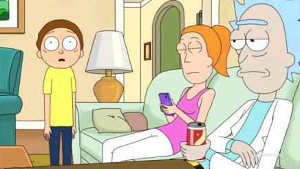 Mikään ei ole enää entisensä, Morty
