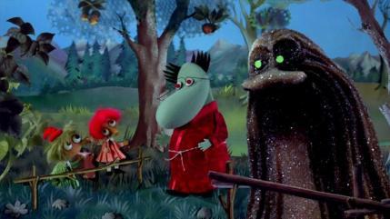 Muumien maailmassa Koski näyttelee muun muassa Hemulia, Niiskua ja Mörköä.